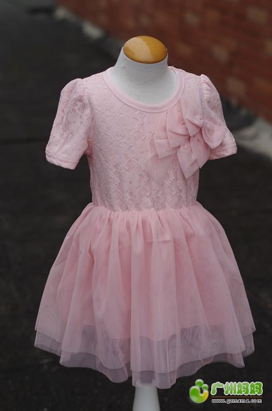 转全新1 2岁宝宝穿公主裙
